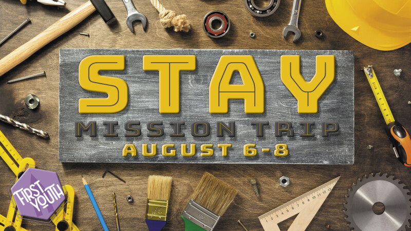 Youth Stay Mission Trip